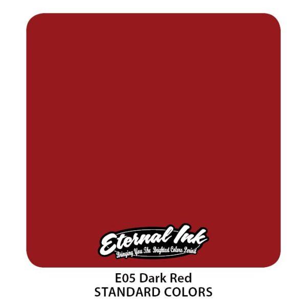 Eternal Dark Red
