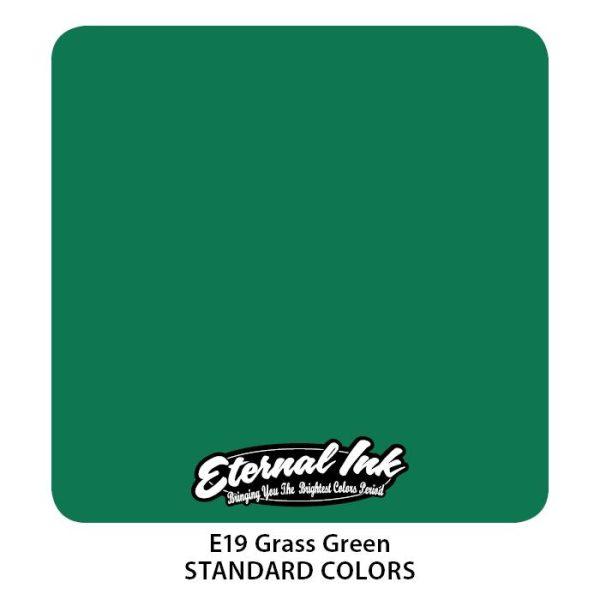 Eternal Grass Green