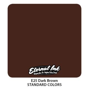 Eternal Dark Brown