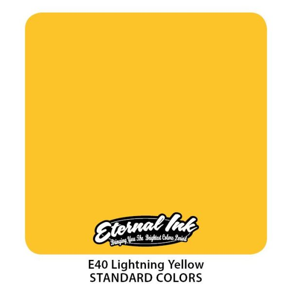 Eternal Lightning Yellow