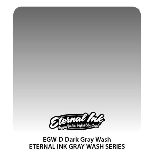 Eternal Dark Gray Wash