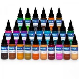 Intenze 25 Color Set