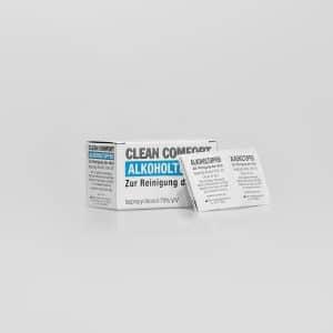 toalhetes desinfectantes