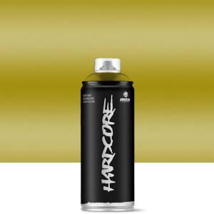 Hardcore Metallic Gold