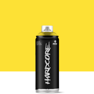 Hardcore Light Yellow