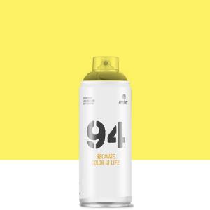 94 Canarias Yellow