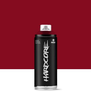 Hardcore Bordeaux Red