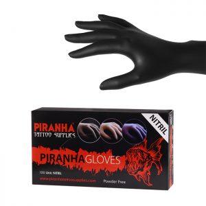 Luvas Soft Nitril Black (Promo)