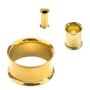 Túnel BFTPG03 Aço Dourado