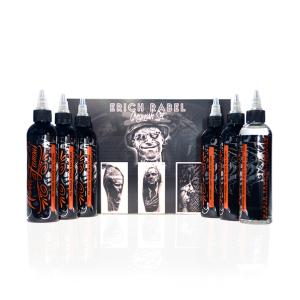 World Famous Ink Erich Rabel Greywash Set