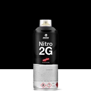 Montana Nitro 2G Black Mate