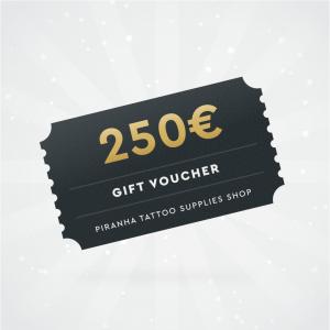 Gift Voucher 250€
