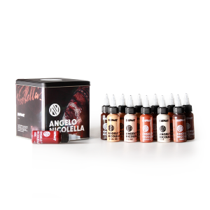 Angelo Nicolella set 1 oz Collector´s Edition