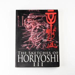 The Skecthes of Horiyoshi III