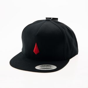 Snap Cap - Brand Red