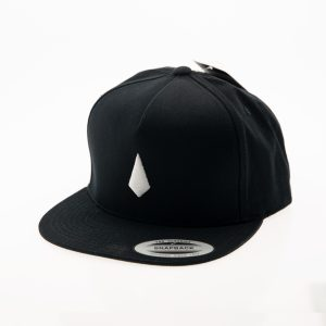 Snap Cap - Brand White
