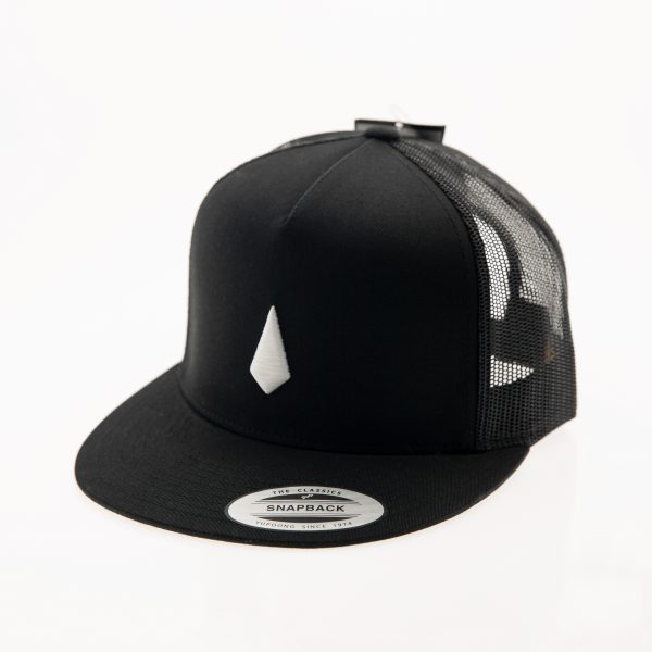 Trucker Cap – Brand White