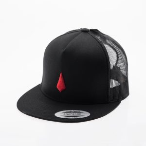 Trucker Cap – Brand Red