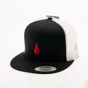 Trucker Cap WB Brand Red