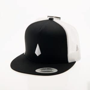 Trucker Cap WB – Brand White