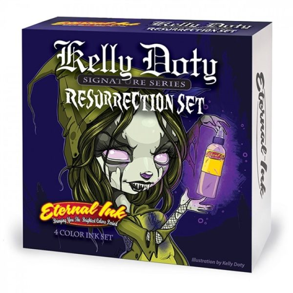 Kelly Doty Resurrection